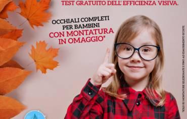 Ottobre: mese della prevenzione della vista