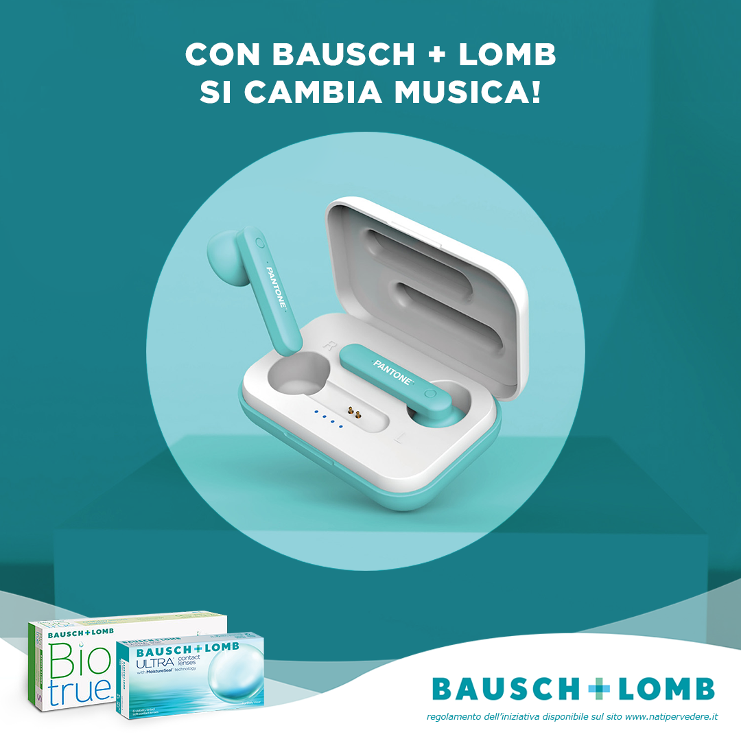 Promo Bausch+Lomb